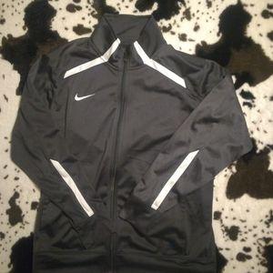 Nike track shirt size L
